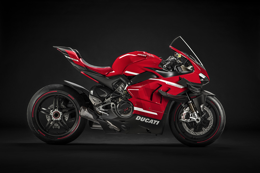 Ducati Start Production on New Superleggera V4