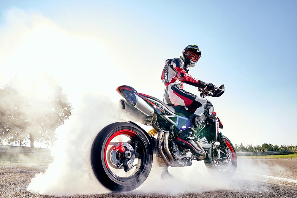 Ducati Release New Hypermotard 950 RVE