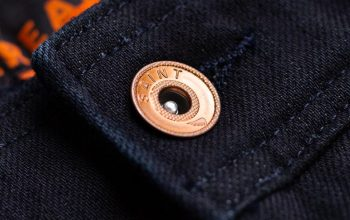 SA1NT Unbreakable Slim Jeans Armour Button