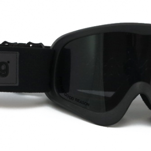 Roeg Peruna Goggles Midnight Black