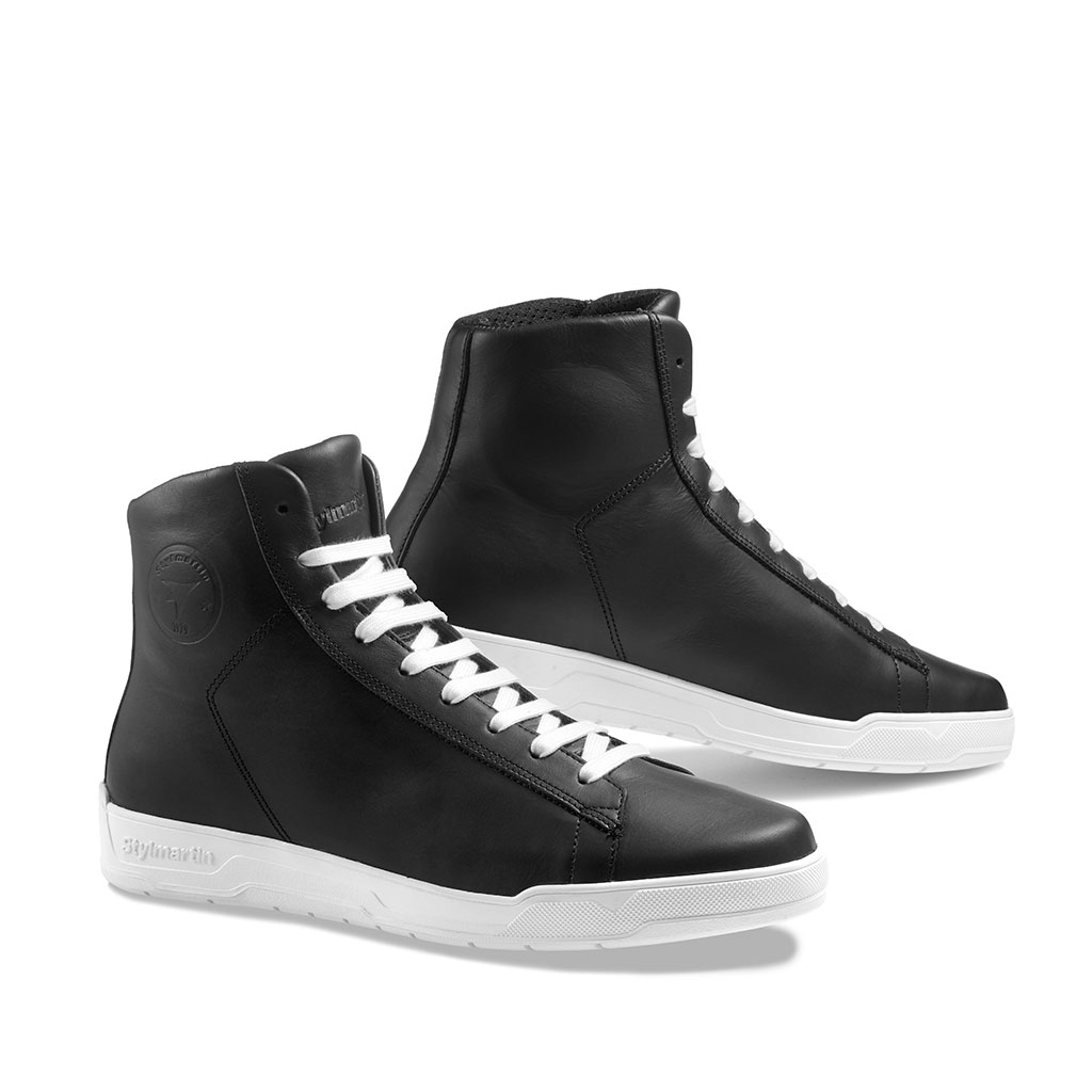 Stylmartin Core WP Sneakers Black White