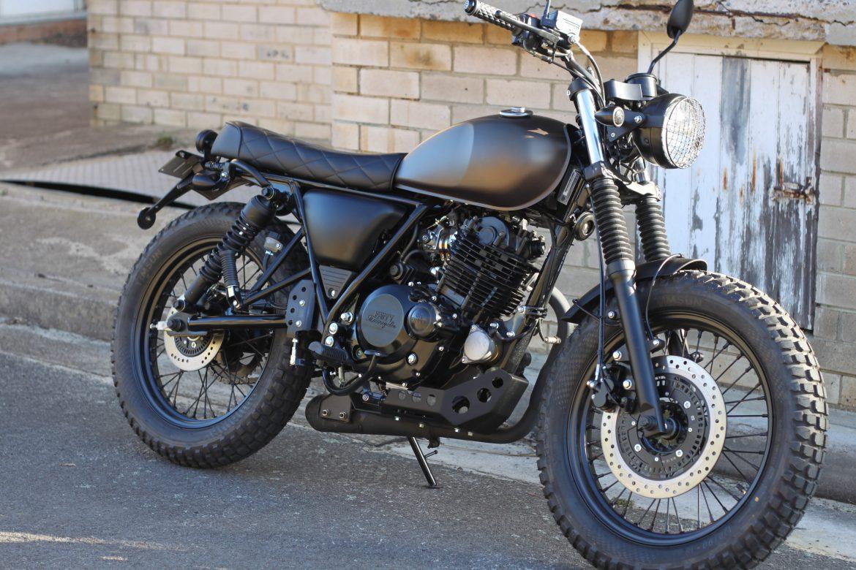 Mutt Motorcycles Sabbath Bronze
