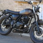 Mutt Motorcycles Sabbath Bronze