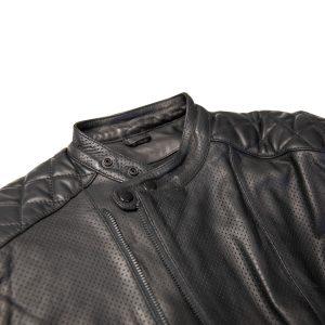 Liberta Moto Sugar Glider Jacket Mens Detail