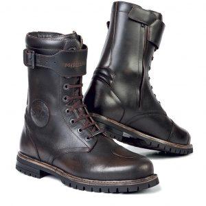 Stylmartin Rocket Boots Brown