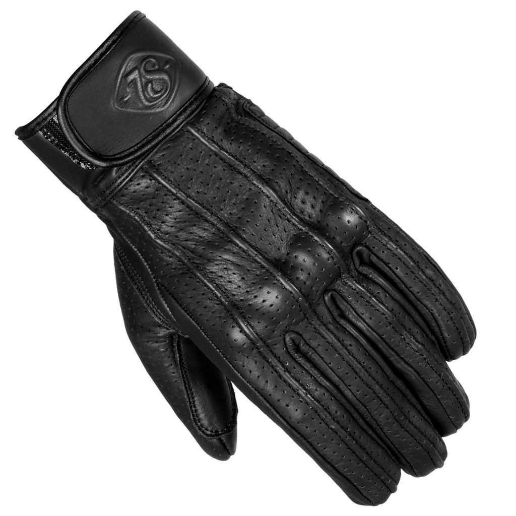 78 Motor Co Speed Glove Napa Black