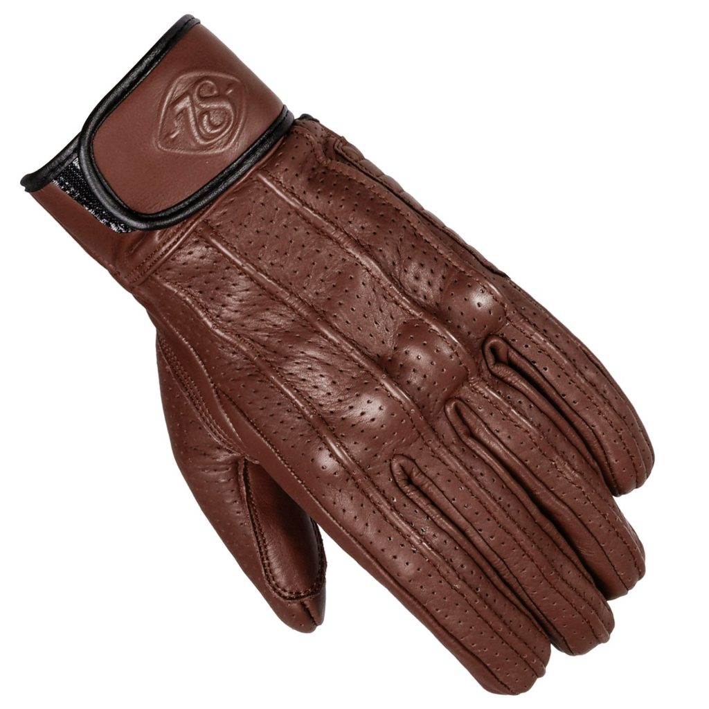 78 Motor Co Speed Glove Waxed Espresso