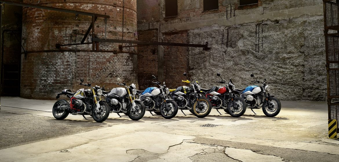 BMW Announce New EU-5 Compliant R NineT Range