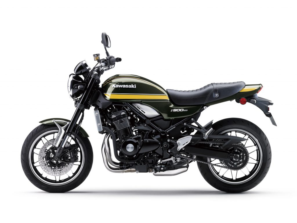 2020 Kawasaki Z900RS Left