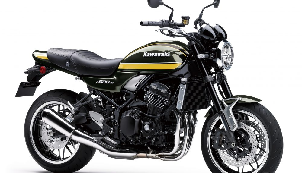 2020 Kawasaki Z900RS Front Right