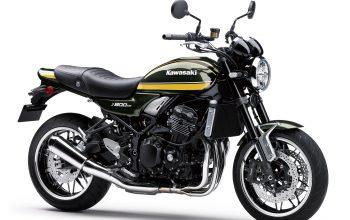 2020 Kawasaki Z900RS Front Right