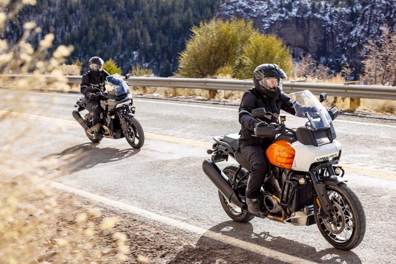 Harley-Davidson Release The Pan America