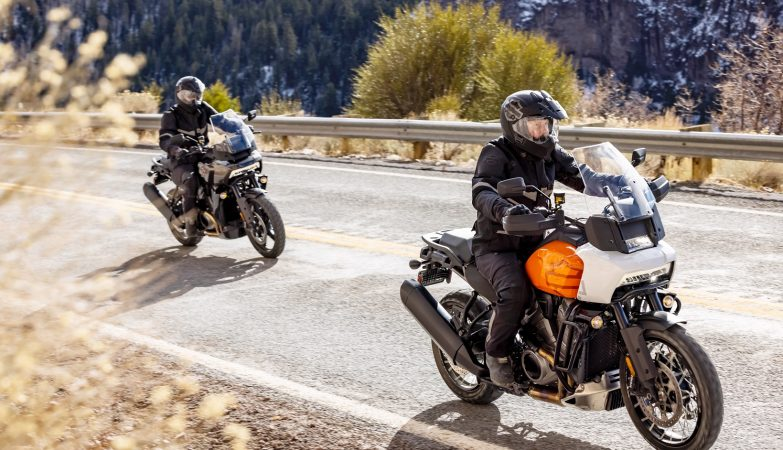 2021 Pan America 1250 Special and 1250