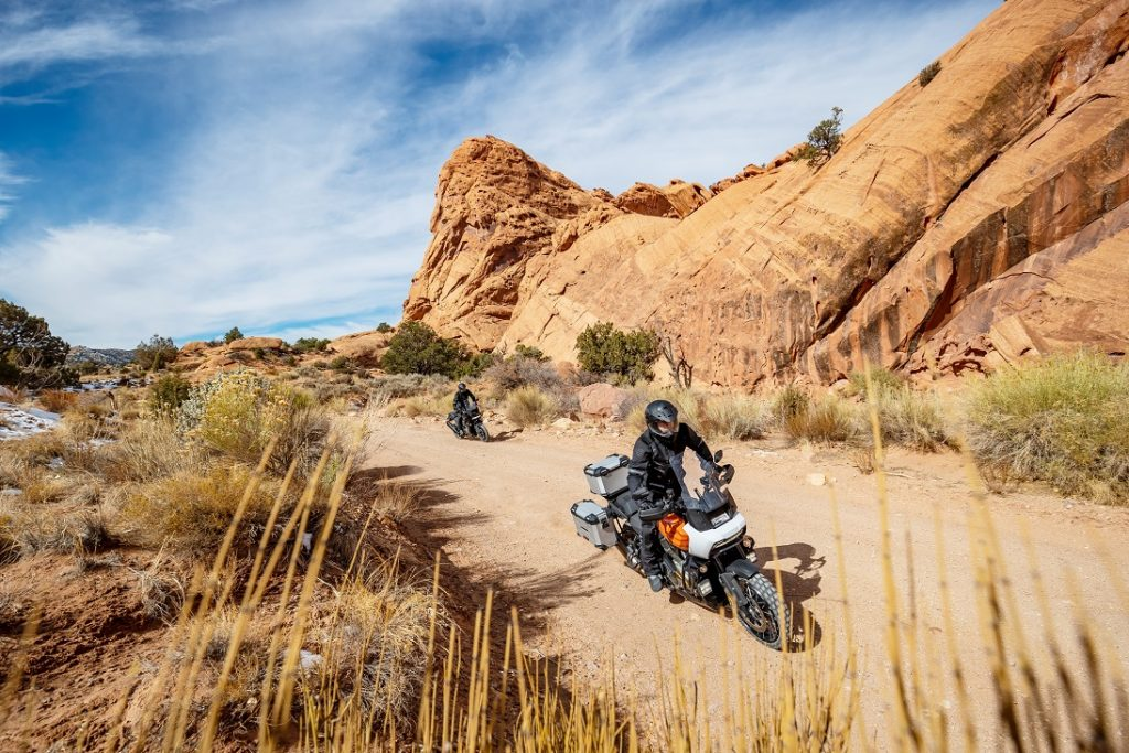 2021 Pan America 1250 Special and 1250 Trail