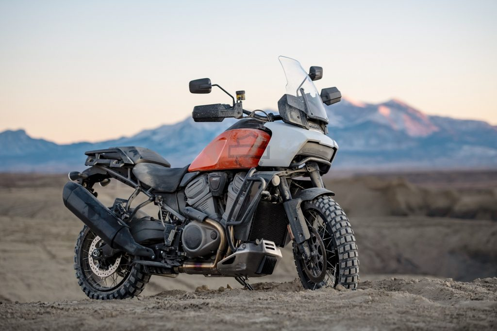 2021 Pan America 1250 Special In Wild Dirty