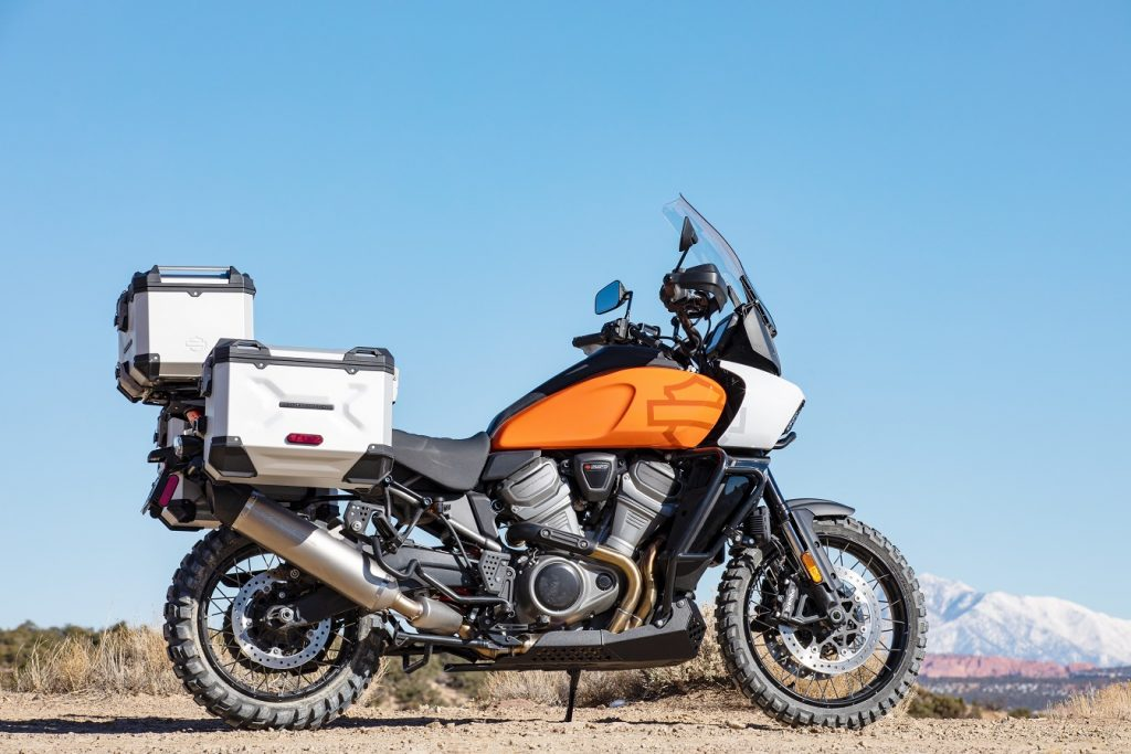2021 Pan America 1250 Special In WIld