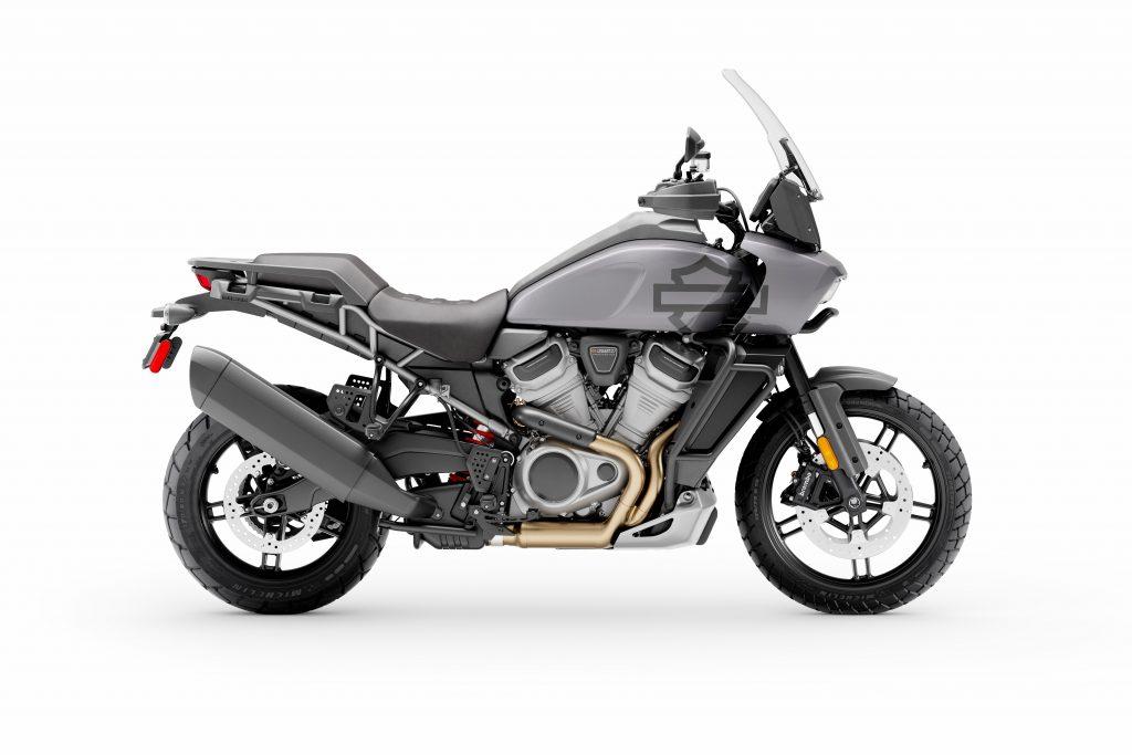 2021 Pan America 1250 Grey