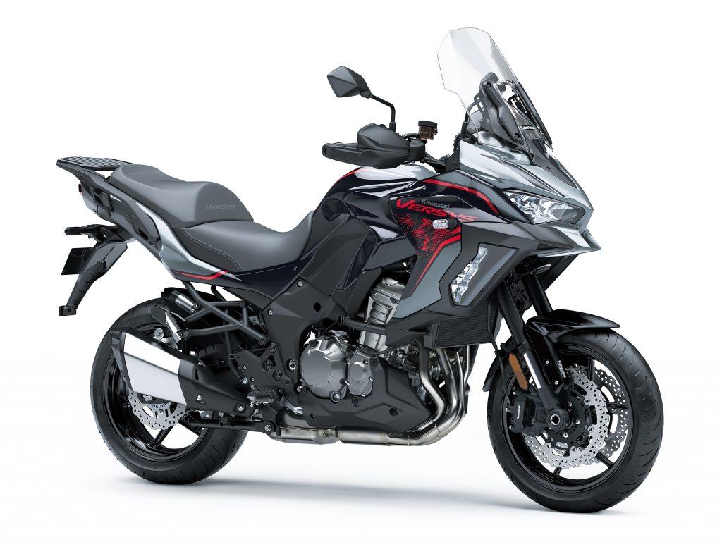 Kawasaki Versys 2021 model static5