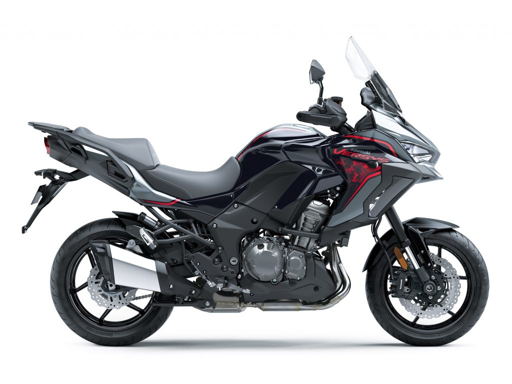 Kawasaki Versys 2021 model static6