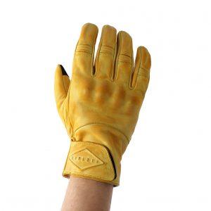 Liberta-Moto-Cobra-Gloves-Yellow-Front