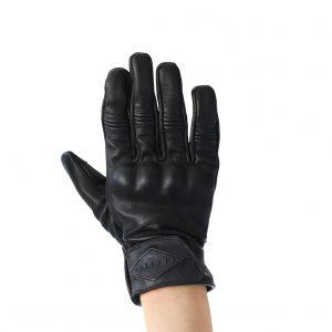 Liberta-Moto-Cobra-Gloves-Black-Front