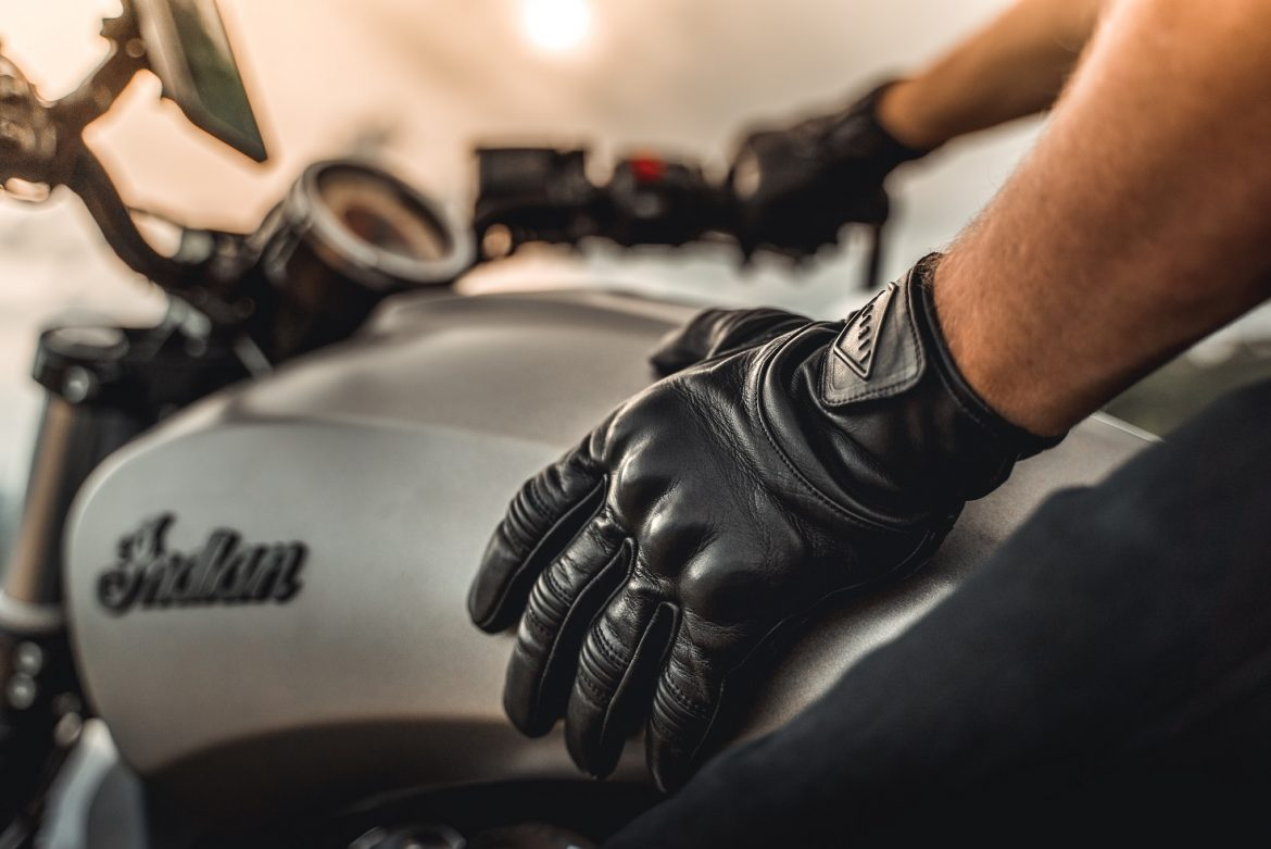 Liberta Moto Launch New Men's Glove Range
