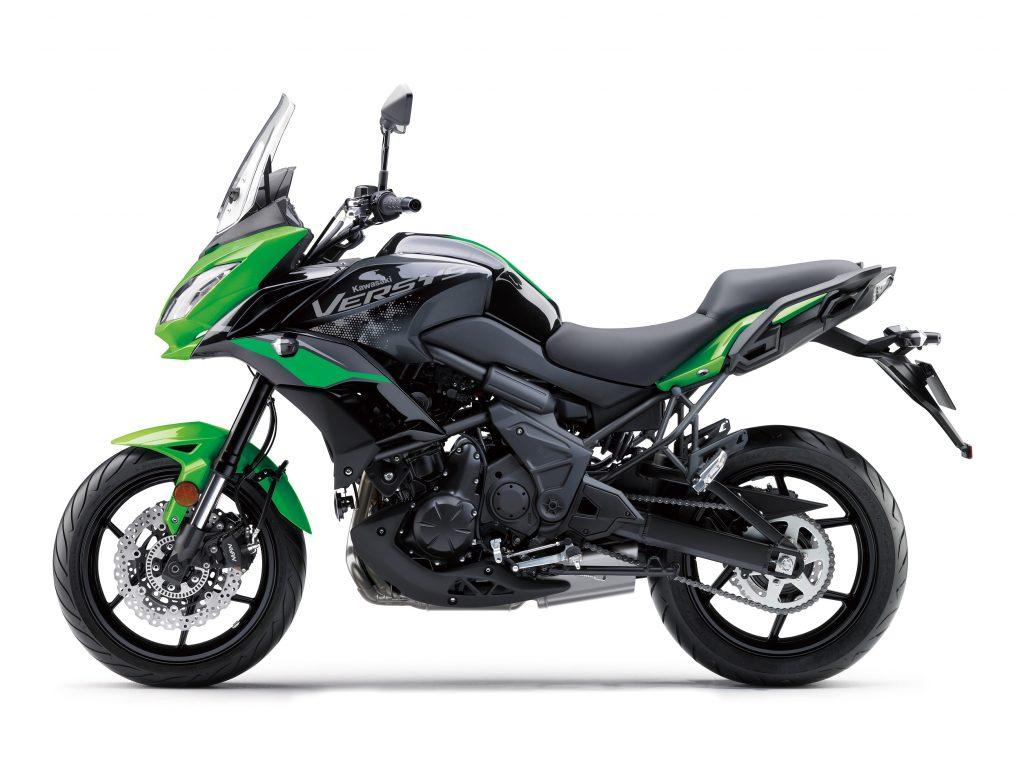 Kawasaki Versys 650 L 2021 model static1