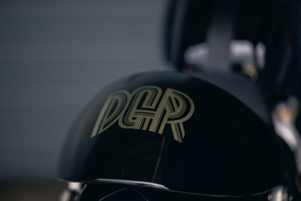 DGR x Triumph Thruxton RS Rear