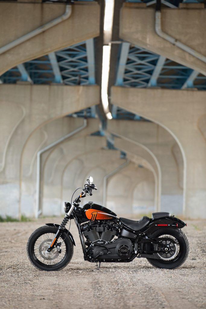 MY21 Harley-Davidson Location LS