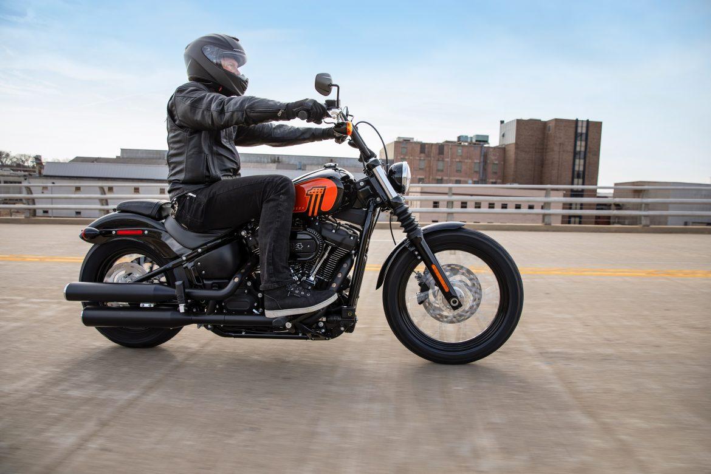 REVIEWED: 2021 Harley-Davidson Street Bob 114
