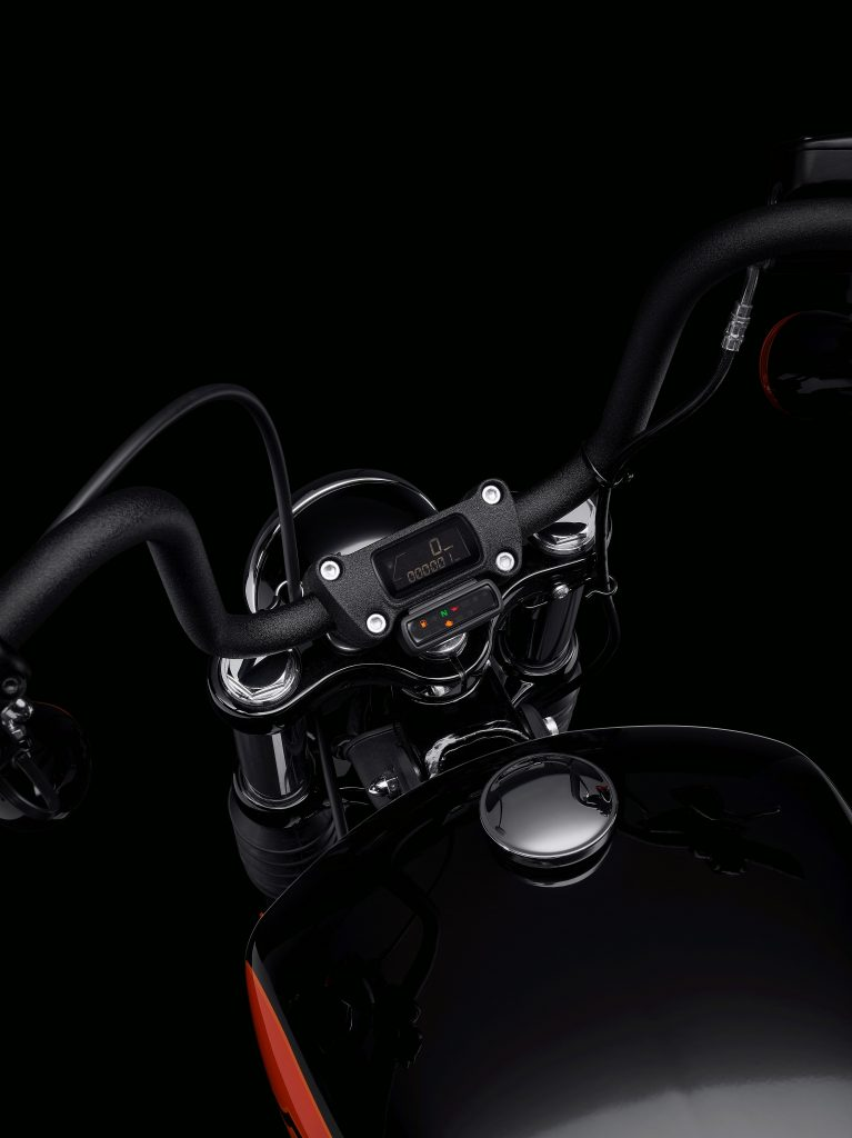 MY21 Harley-Davidson Studio Dash