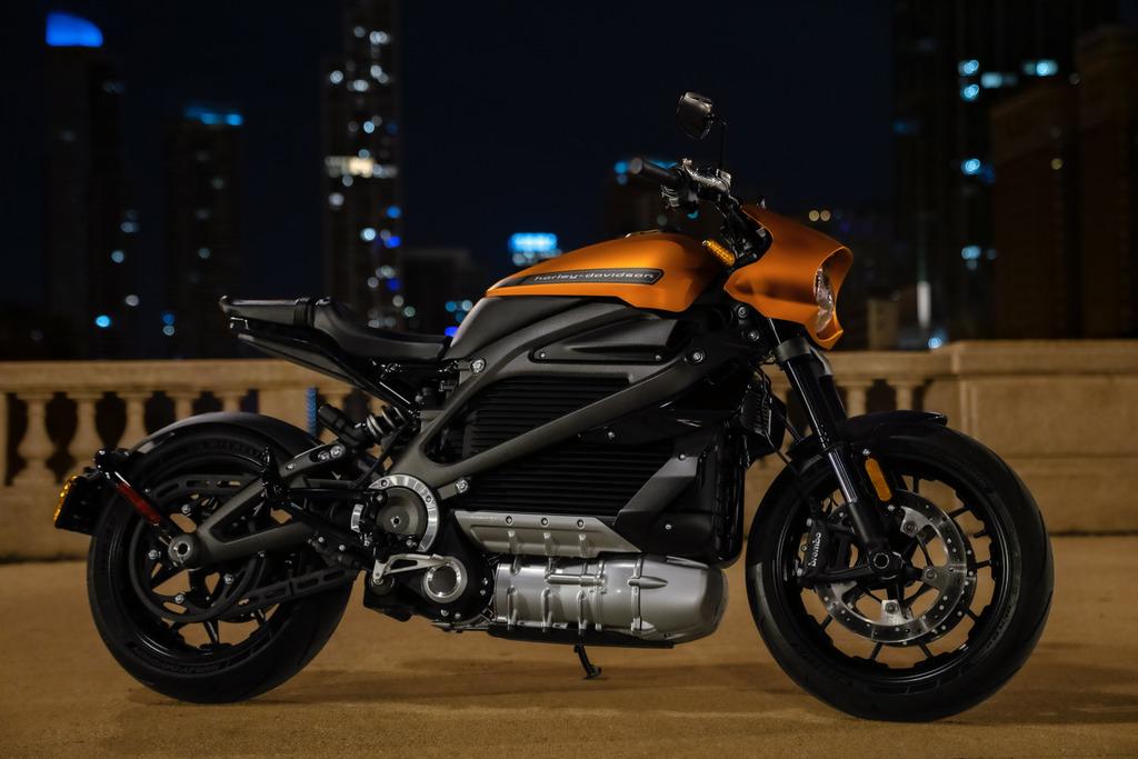REVIEWED: 2021 Harley-Davidson LiveWire