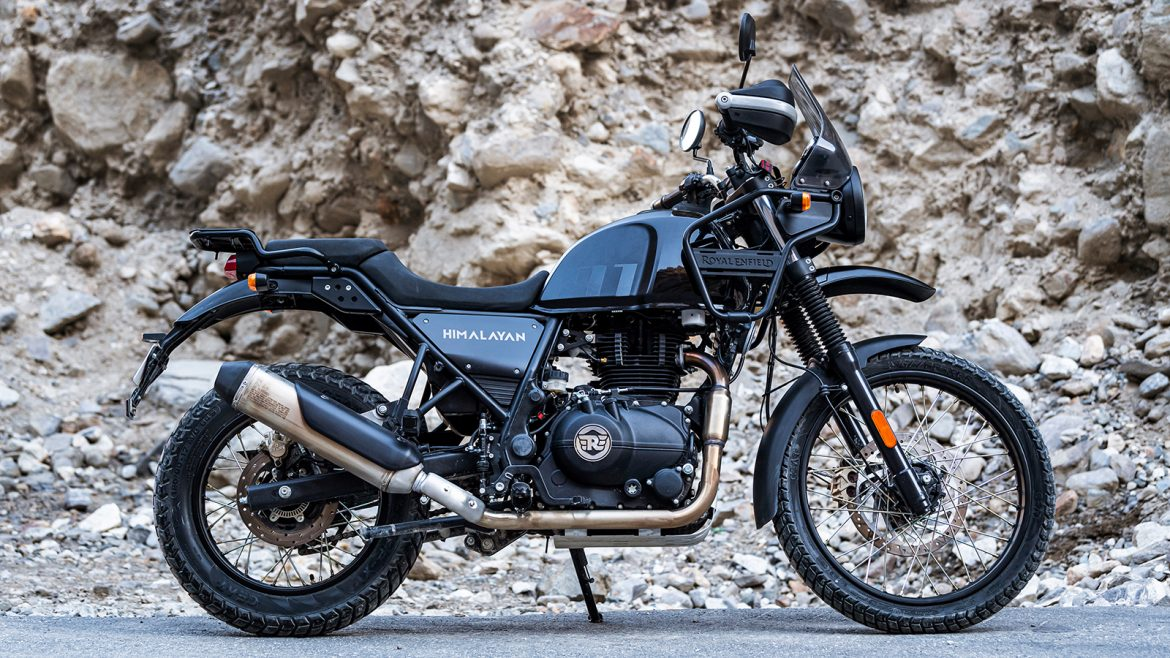 Royal Enfield Release Revised Himalayan