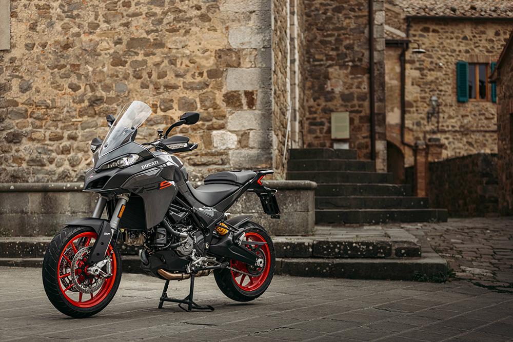 Ducati Announces Release of 2022 Multistrada V2